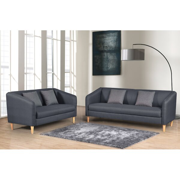 Laursen 6 Piece Living Room Set by Latitude Run