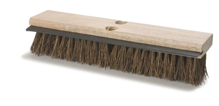Flo-Pac® Palmyra Deck Scrub with Squeegee (Set of 12) by Carlisle Food Service Products