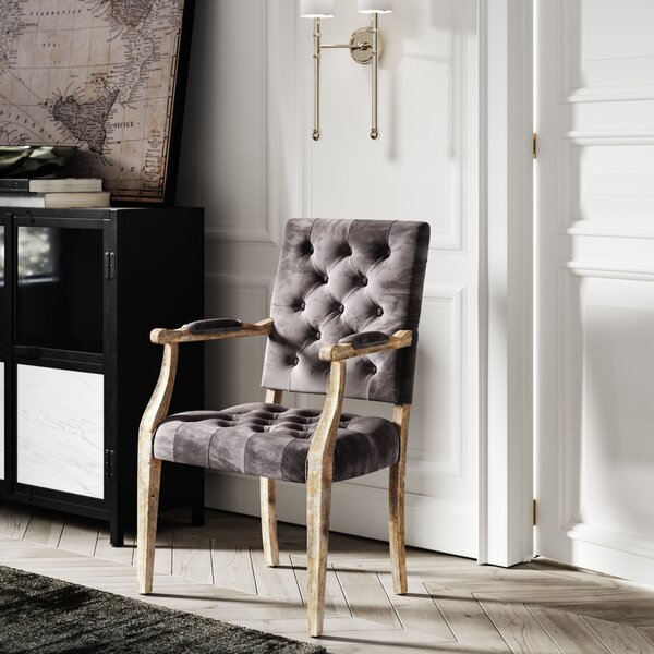 Looking for Harlingen Upholstered Dining Chair By Greyleigh Best