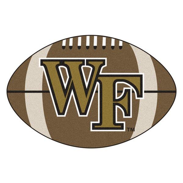 NCAA Wake Forest University Football Mat by FANMATS