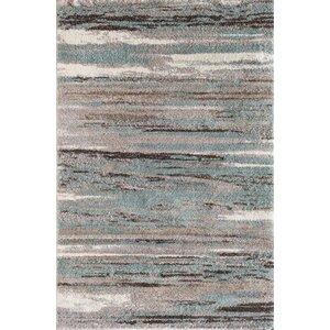 January Gray/Beige Area Rug