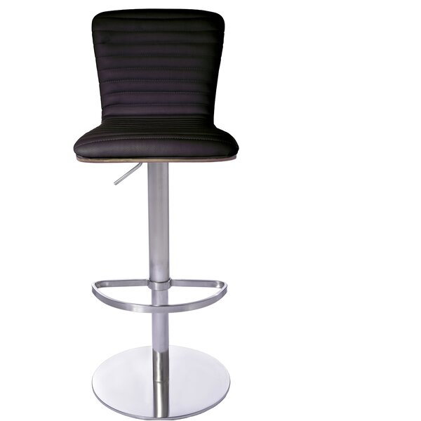 Adjustable Height Bar Stool by Bellini Modern Living