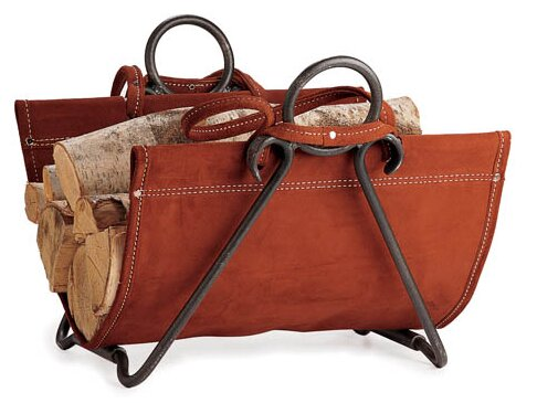 Log Carrier by Pilgrim Hearth