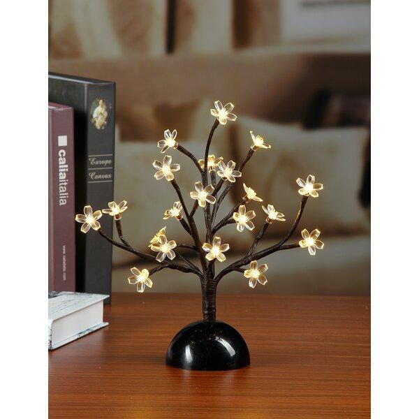 Warm LED 20 Light Cherry Blossom Bonsai by Lightshare