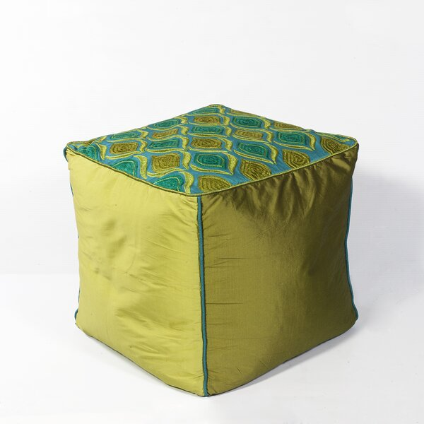 Mccaskill Pouf by World Menagerie