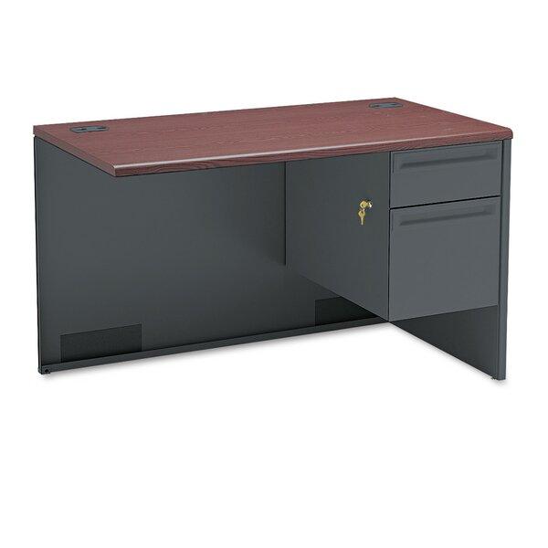 38000 Series Flush Return Desk