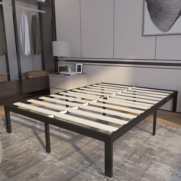 Ackerman 16 Steel Bed Frame [Alwyn Home - W003518758]