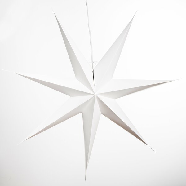 Pointed Paper Star Light by Hometown Evolution, Inc.