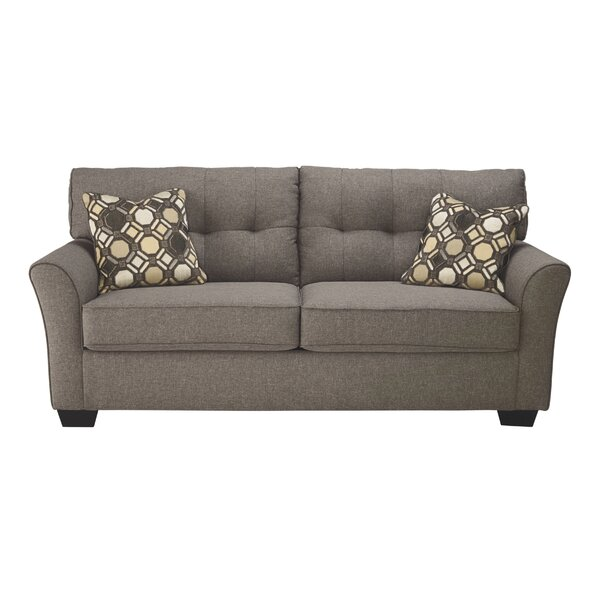 Get Valuable Ashworth Sofa Bed by Andover Mills by Andover Mills
