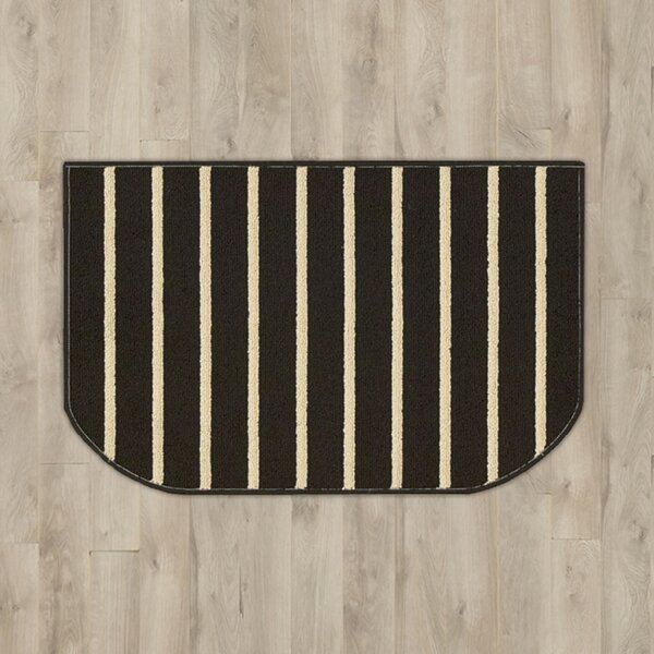 Ravens Brown Area Rug by Andover Mills