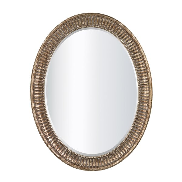 Beaulah Accent Mirror by Fleur De Lis Living