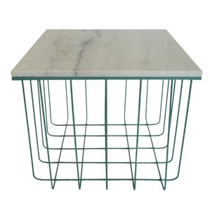 Emery End Table by Fox Hill Trading
