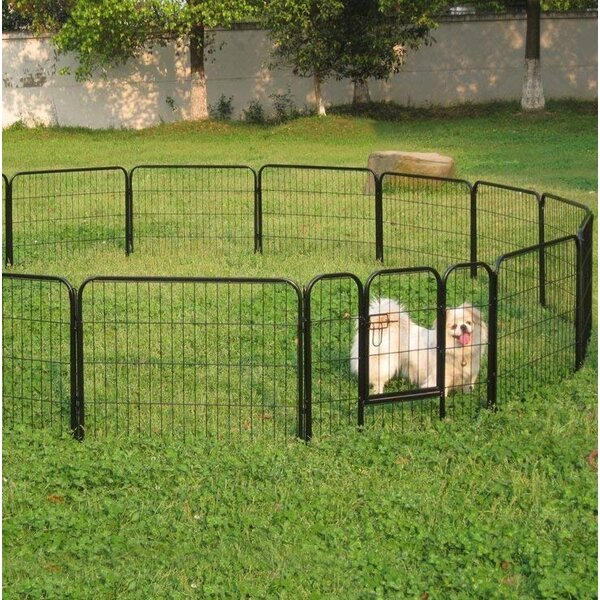 24 Pet Pen by Calhome