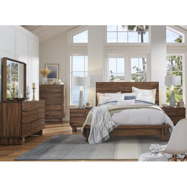 Mericle Platform Configurable Bedroom Set by World Menagerie