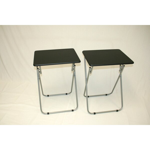 Folding TV Tray (Set of 2) by eHemco