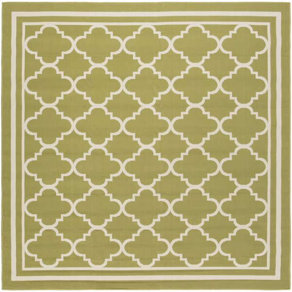 Osage Indoor/Outdoor Area Rug by Charlton Home