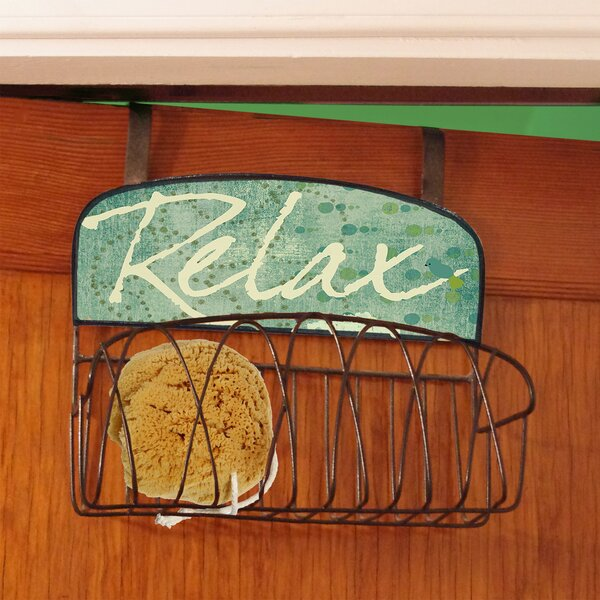 Relax Over the Door Organizer by Stupell Industries