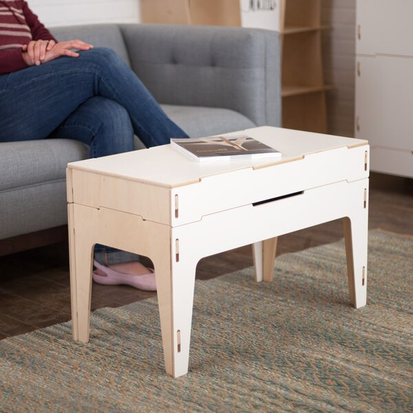 Paddock Coffee Table With Lift Top by Harriet Bee