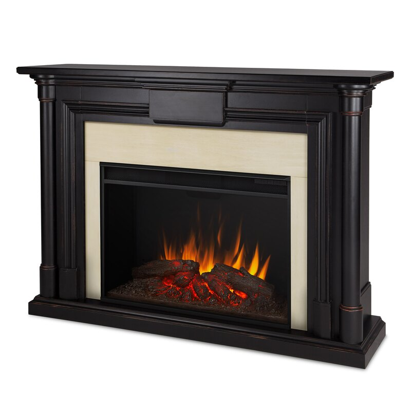 Real flame maxwell grand electric fireplace reviews wayfair maxwell grand electric fireplace solutioingenieria Images