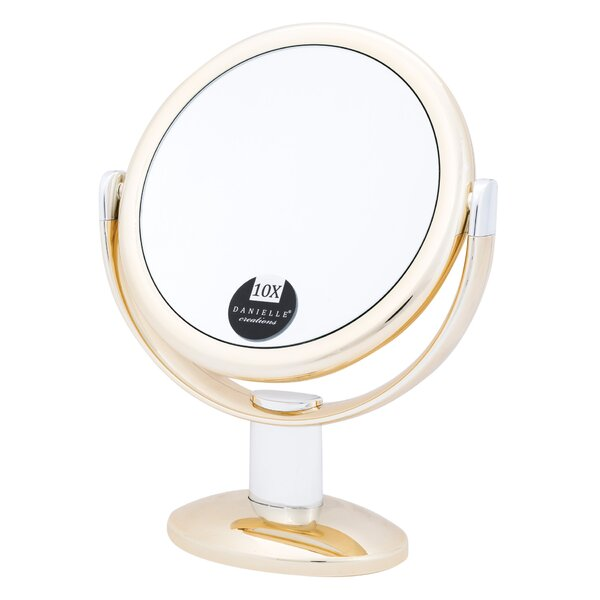 Vanity 10X Mirror by Danielle Creations