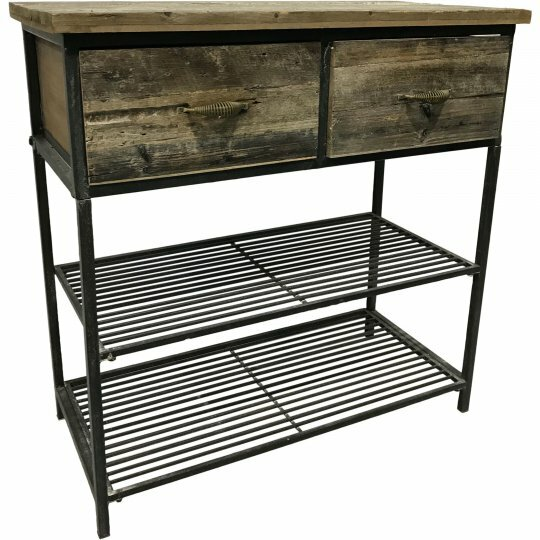 Goulart Wooden Kitchen Island by Williston Forge