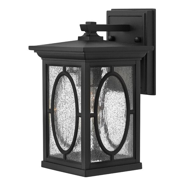 Mikell Outdoor Wall Lantern by Bloomsbury Market