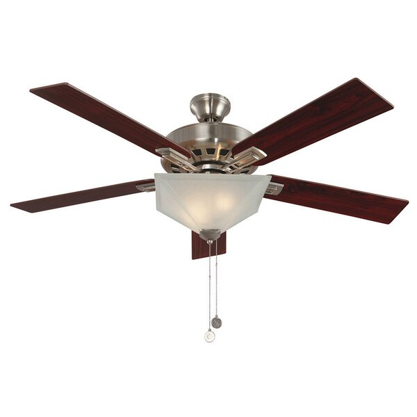 52 Kasper 5 Blade Ceiling Fan by Red Barrel Studio