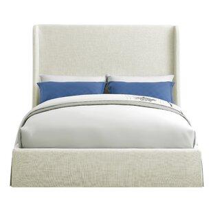 Abels Upholstered Platform Bed by Winston Porter