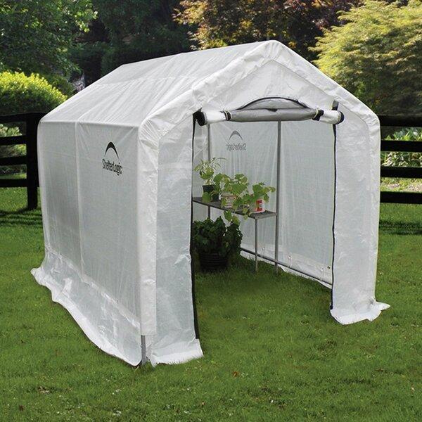 GrowIT 6 Ft. W x 8 Ft. D Greenhouse by ShelterLogic