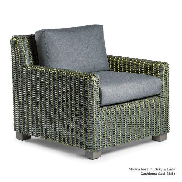 Traverse Patio Chair with Sunbrella Cushions by Eddie Bauer