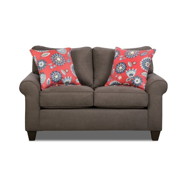 Bloomington Loveseat By Darby Home Co