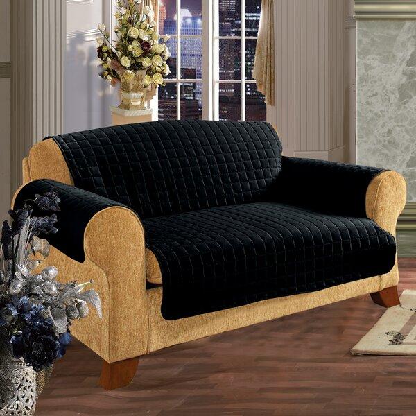 Check Price Furniture Protector Box Cushion Slipcover