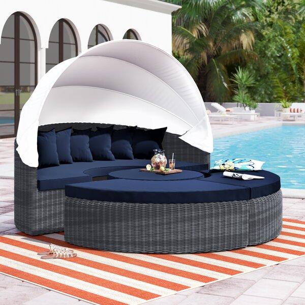Keiran Daybed with Cushions by Brayden Studio Brayden Studio