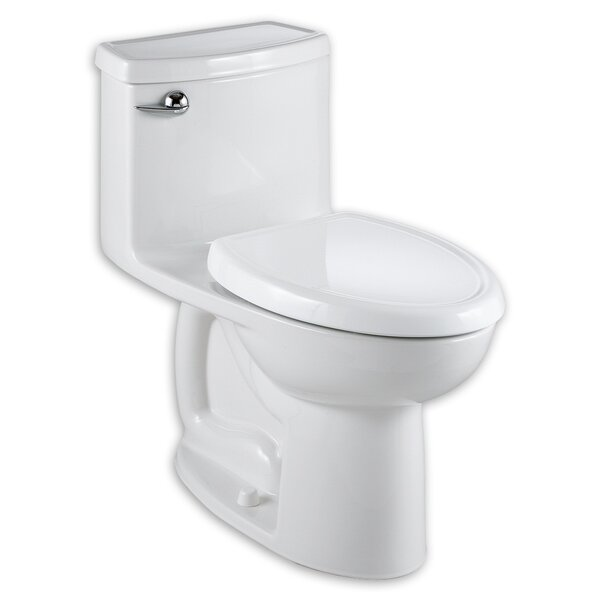 Cadet Compact 3 Flowise 1.28 GPF Elongated One-Piece Toilet by American Standard