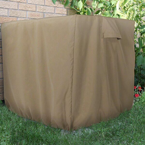 Heavy Duty Square Air Conditioner Cover by Freeport Park