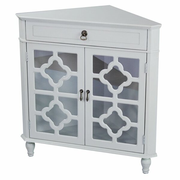 Littlehampt 2 Door Accent Cabinet by Highland Dunes Highland Dunes