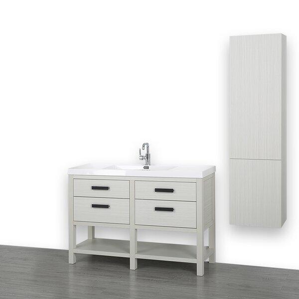 48 Single Bathroom Vanity Set