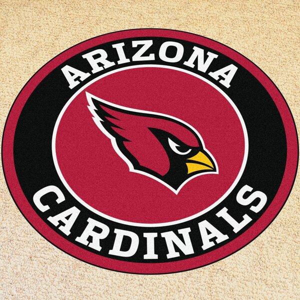 NFL Arizona Cardinals Roundel Mat by FANMATS