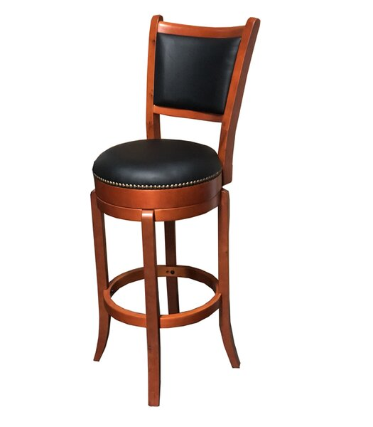 Mcateer 30 Swivel Bar Stool by Winston Porter