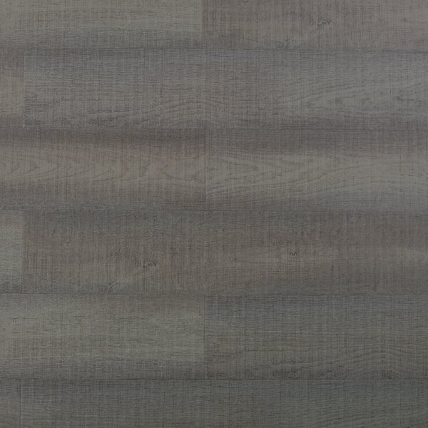 Chatman 4.75 x 48 x 12mm Oak Laminate Flooring in Gray by Serradon