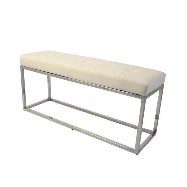 Ivy Hill Upholstered Bench by Orren Ellis