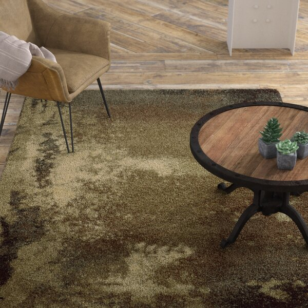 Mckenna Tan/Gray Area Rug by Williston Forge