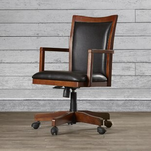 Xochitl Bankers Chair & Wood Office Chairs Youu0027ll Love | Wayfair
