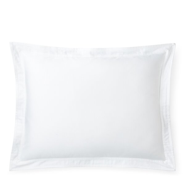 Spencer Border Cotton Lumbar Pillow by Lauren Ralph Lauren