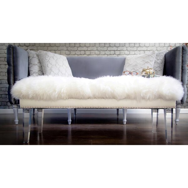 Ottavia Upholstered Bench by Willa Arlo Interiors Willa Arlo Interiors