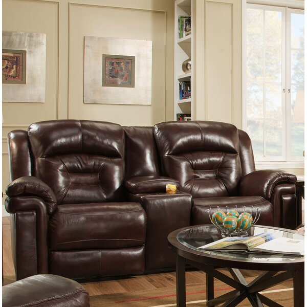 Avatar Reclining Loveseat by Southern Motion