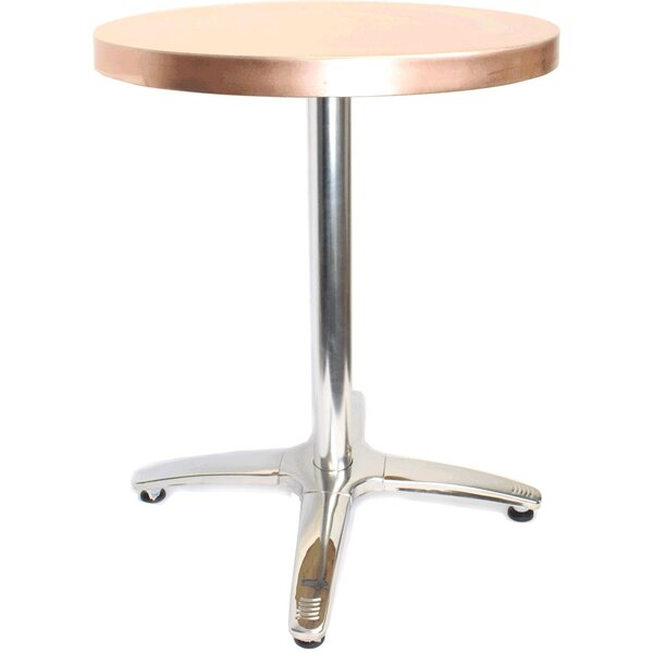 30 in. Round Dining Table by Mio Metals