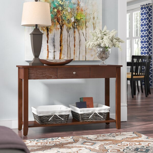 Lemont Console Table By Andover Mills