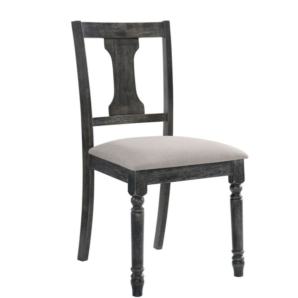 Stalham Upholstered Dining Chair (Set of 2) by Gracie Oaks