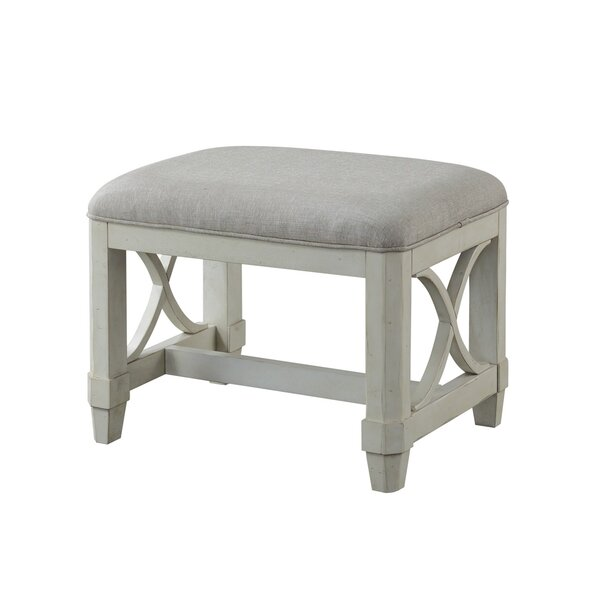 Millbrook Upholstered Bench by Panama Jack Home